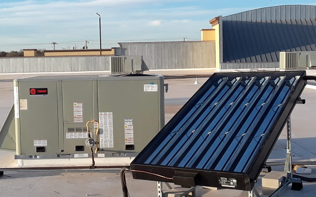 Geothermal, Solar, VRF Bring the High-end to Air Conditioning